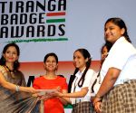 Tiranga Badge Award ceremony