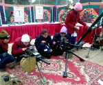 BSF's Seema Darshan weapons exhibition