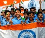 School students celebrate  army's Sept 29 surgical strikes