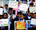 Students' awareness rally