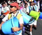 "Save Water"" awareness rally"