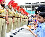 Pre-Rakhi celebrations - BSF