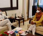 Scindia meets Shivraj, sparks speculation over cabinet expansion