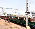 Amid Tauktae, Railways loads 168 MT LMO from Guj for Delhi, Andhra