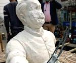 Bangabandhu's sculpture vandalised in Bangladesh