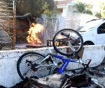 ISRAEL-SDEROT-GAZA-ATTACK
