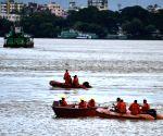 Boat capsizes in Brahmaputra, many missing