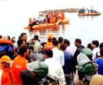 12 killed, 30 missing as boat capsizes in Godavari