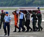 INDONESIA JAYAPURA TRIGANA PLANE CRASH VICTIMS