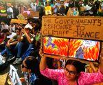 Ecosia's 'climate strike' in Delhi