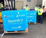 Free Photo: second consignment of Sputnik lands in Hyderabad