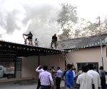 Fire at  Secunderabad Cantonment Board Workshop and Stores Department