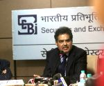 SEBI Chairman Ajit Tyagi's press conference