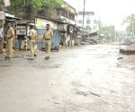 Baduria (WB): Security beefed up in North 24 Parganas