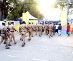 Security beefed up at Chepauk Stadium ahead of IPL match