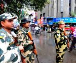 Security beefed up ahead of the final phase of Lok Sabha polls