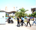 Security beefed up at D Y Patil Stadium