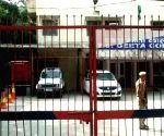 Security beefed up at Geeta Colony police station