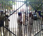 Security beefed up ahead of NHRC team's arrival at Mahabubnagar Government District Hospital