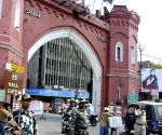 Security beefed up in Amritsar