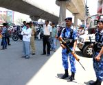Security beefed up in Bengaluru