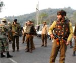 Security beefed up after attack on army camp