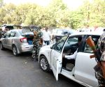 Security beefed up ahead of 2019 LS Polls - Phase VII