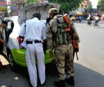 Security beefed-up in Kolkata