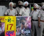 """Udta Punjab"""" : Security beefed-up outside cinema hall"""