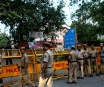 Security beefed up outside Kerala House