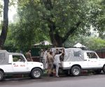 Security beefed-up outside Justice Dipak Misra's residence
