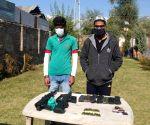 Two LeT militant associates arrested in Handwara