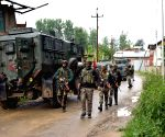 Two militants killed in J&K gunfight, cordon and search operation underway