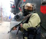 3 terrorists killed, one surrenders in Shopian encounter (Ld)