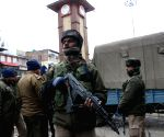Blast at Lal Chowk, grenade attack on J&K Police camp