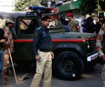 PAKISTAN KARACHI MILITARY ATTACK