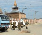 Restrictions imposed in Srinagar to thwart protests