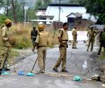 Curfew clamped in all 10 districts of Kashmir