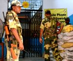 2019 Lok Sabha elections - Security beefed up around strongroom