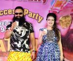Jattu Engineer' success party