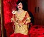 Radhe Maa during a programme