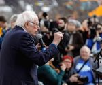 Buttigieg, Sanders lead in first Democratic prez nomination race