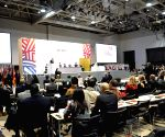 JAPAN SENDAI UN MEETING DISASTER RISK REDUCTION