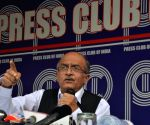Prashant Bhushan, Arun Shourie hold press conference on Rafale verdict