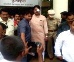 Harshvardhan Patil injured