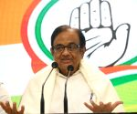 P Chidambaram's press conference