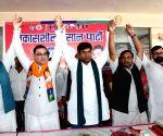 Journalist Rajeev Misra joins VIP