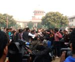 SC hearing on CBI plea - BJP's Nalin Kohli talks to the media