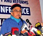 Prashant Bhushan's press conference