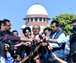 Supreme Court - CBI case hearing